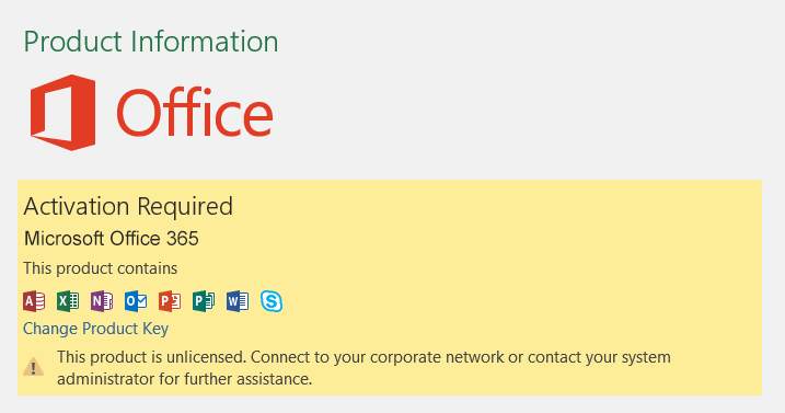 Office 365 Key